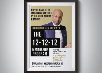 12-12-12  Mentorship Program