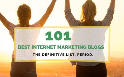 BEST 101 INTERNET AND DIGITAL MARKETING BLOGS OF 2019