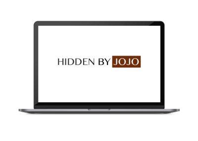 Hidden By Jojo Website