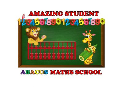 Amazing Student Abacus Maths School