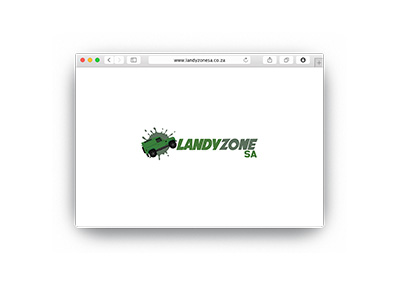 Landy Zone SA Website